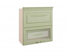 Оливия 72.81 Шкаф-витрина кухонный (с системой плавного закрывания) 800