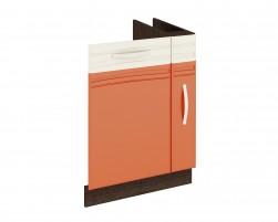 Оранж 09.68 Панель для посудомоечной машины с бутылочницей