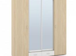 Линда 312 Шкаф 4-х дверный