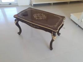 Журнальный стол №1 орех