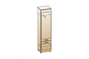 Камелия ШК-2641 Шкаф многоцелевой
