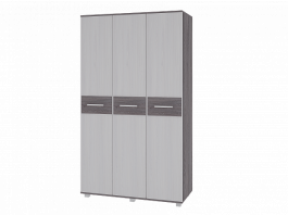 Вега М-2 Шкаф 3-х дверный