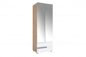 Кристабель 21 Шкаф 2-х створчатый с зеркалом