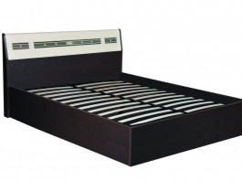 Ривьера 95.21.1 Кровать с подъемным механизмом 1600 мм.