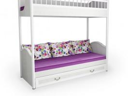 Классика Кровать двухъярусная