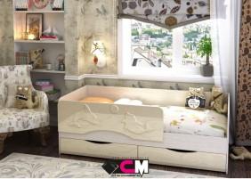 Алиса КР-812 Кровать детская