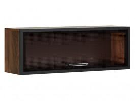 Браун №4 шкаф навесной с подсветкой