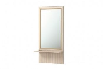 Брайтон №21 Зеркало настенное с полкой