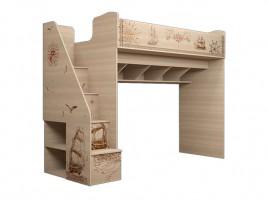 Квест №18 Комплекс универсальный (с лестницей)
