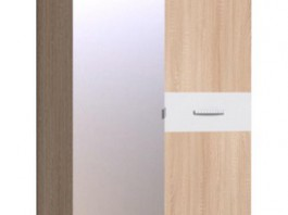 WYSPAA 35 Шкаф для одежды глухой + зеркало