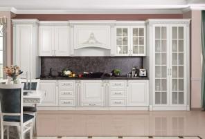 Кухня Мария 4,8 белый/шампань