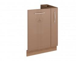 Афина 18.68 Панель для посудомоечной машины с бутылочницей