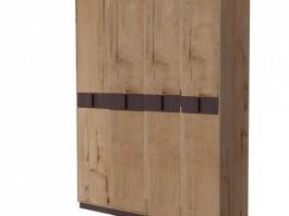 Бруно ИД 01.414 Шкаф 4-х дверный