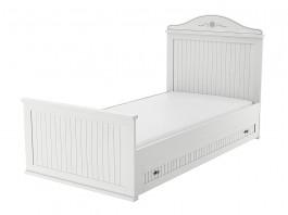 Николь ИД 01.531 Кровать1200 с настилом + ящик к кровати