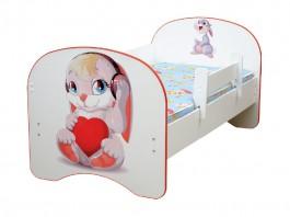 Кровать детская Зайка без ящика