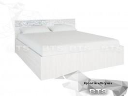 Лагуна Кровать 1600 мм.