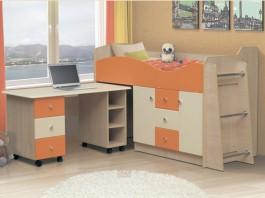 Колибри-2 Кровать детская