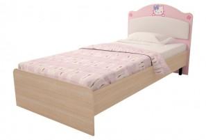 Браво №16 Кровать одинарная на 900 мм.