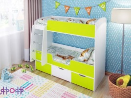 Кровать малыш Двойняшка