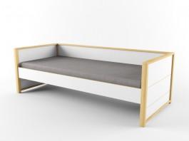 Робин Wood Лайт Кровать нижняя