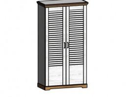 Кантри Шкаф для одежды 2-х дверный