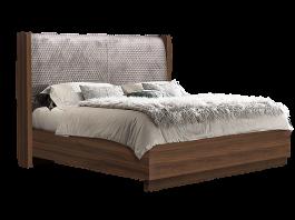 Челси ЧКР180-1(3) Кровать 2-х спальная с ПМ (1,8 м)