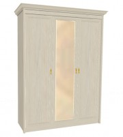Флоренция 671 Шкаф 3х дверный