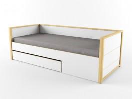 Робин Wood Лайт Кровать нижняя с фальшпанелью