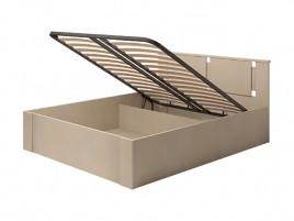 Скандинавия Люкс №02 Кровать двойная 1600 с подъемным механизмом