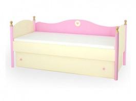 Принцесса Кровать нижняя