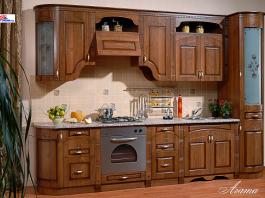 Кухня Агата караваджо