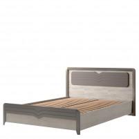 Фьорд №156 Кровать двойная 1600 с ПМ