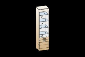 Камелия ШК-2644 Шкаф многоцелевой
