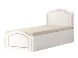 Виктория №20 Кровать одинарная на 900 мм. (латы)