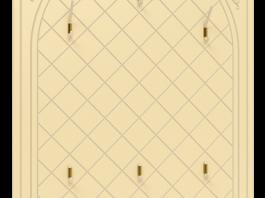 Соня СО-29 Панель с крючками