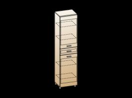Камелия ШК-2645 Шкаф многоцелевой