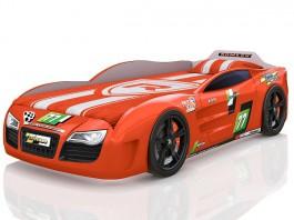 Renner 2 оранжевая Кровать-машина