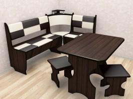 Кухонный уголок Домино 1500*1500