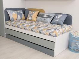 Смарти К2 кровать односпальная
