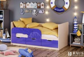 Детская кроватка Котятки