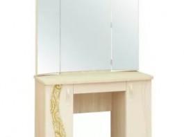 Соната 98.06 Туалетный столик с зеркалом