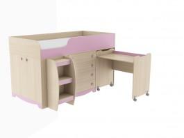 Пинк ИД 01.93 Кровать комбинированная