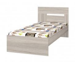 Хэппи ИД 01.245а Кровать 900 с настилом