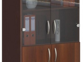 Лидер Люкс 82.13 Шкаф для сувениров