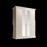 Венеция  Шкаф 4-х дверный с  зеркалом