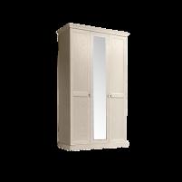 Венеция  Шкаф 3-х дверный с зеркалом