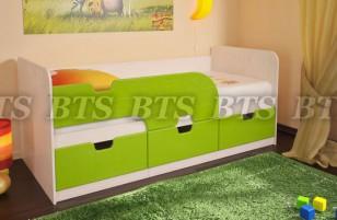 Кровать Минима Лайм