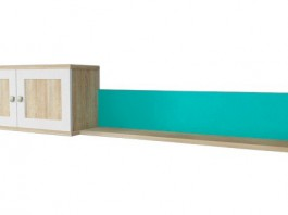 Индиго Полка длинная кубики слева