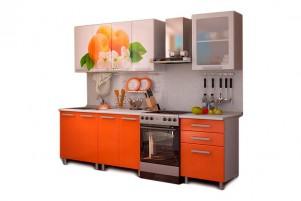 Персик Кухня 1,8 м.