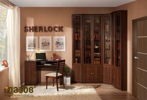 Композиция кабинета SHERLOCK №3